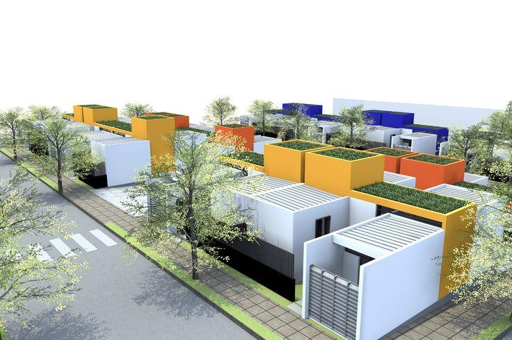 Projetado pelo 24.7 arquitetura design na São Paulo,Brazil O Escritório 24.7 compartilhou conosco seu projeto vencedor do 1º prêmio no Concurso Público Nacional de Arquitetura ...