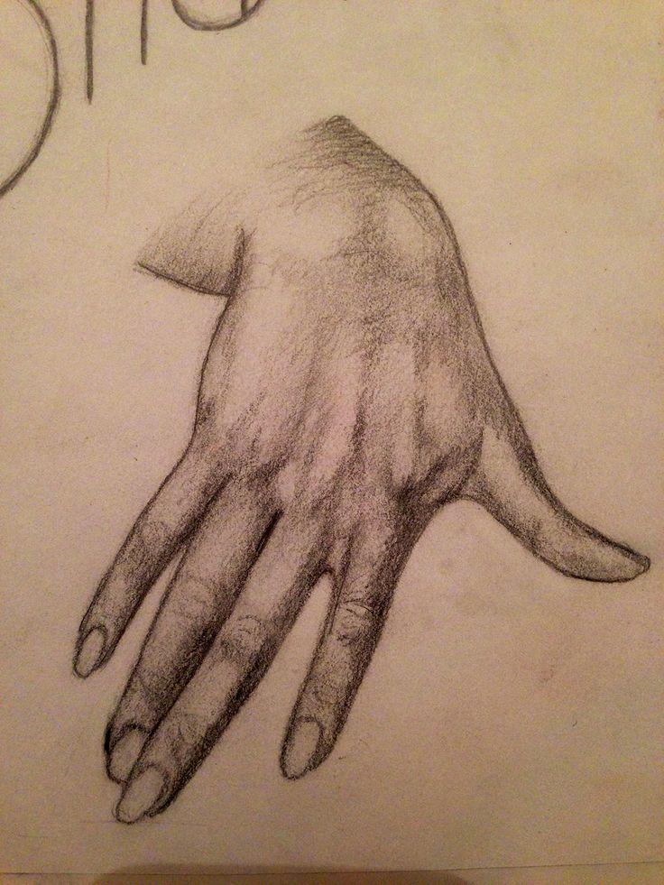 Blyerts hand