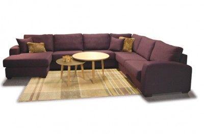 Casino Sofa Big Couch Purple Fashion Bellus Www
