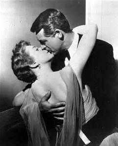 """Debra Kerr and Cary Grant in """"An Affair to Remember."""""""