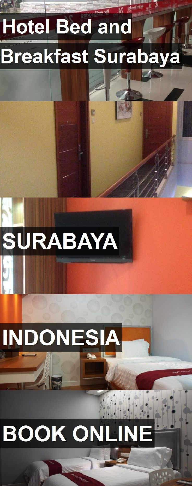 Hotel Bed and Breakfast Surabaya in Surabaya, Indonesia. For more information, photos, reviews and best prices please follow the link. #Indonesia #Surabaya #travel #vacation #hotel