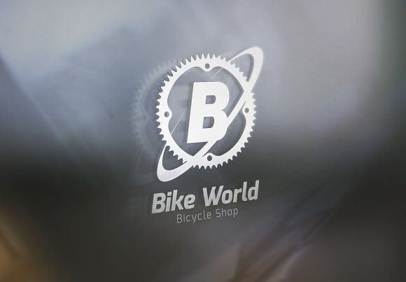 Bike World by Super Pig Shop on @creativemarket