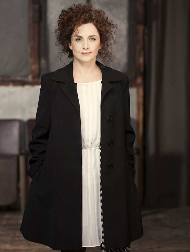 Emmanuelle Haïm, chef d'orchestre.