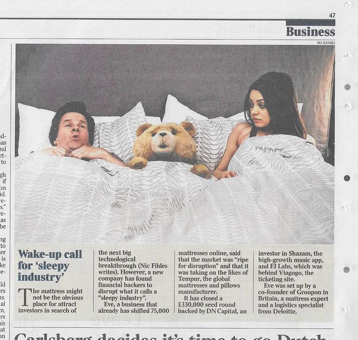 The Times Business Section.
