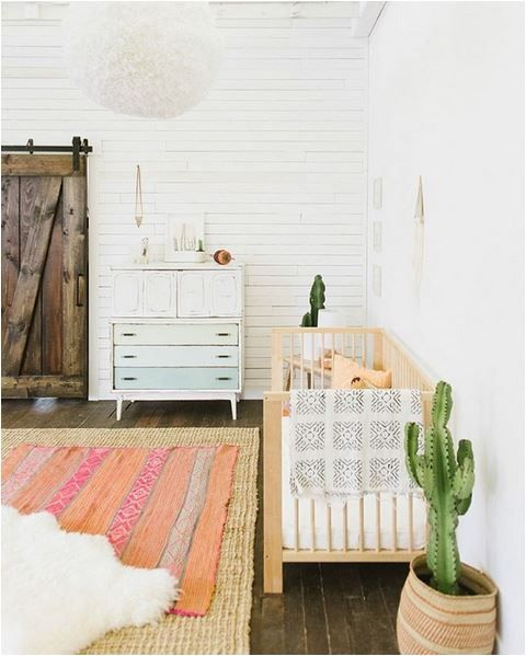 kids' rooms on instagram (the boo and the boy)                              …