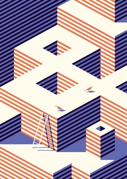 Malika Favre #illustration #graphicdesign #visualart