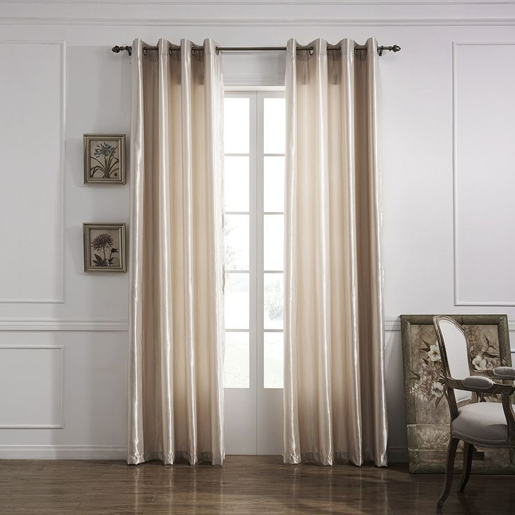 46 Best Images About Beige Curtains On Pinterest