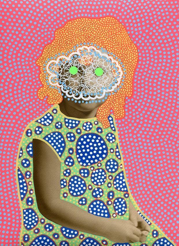 Naomi Vona sabe explorar essas possibilidades de uma maneira extremamente interessante. A artista espalha sua arte intrigante ao misturar de forma divertida o universo vintage com fotografias, pinturas, colagens e uma criatividade absurda como ponto crucial de sua forma de expressão.