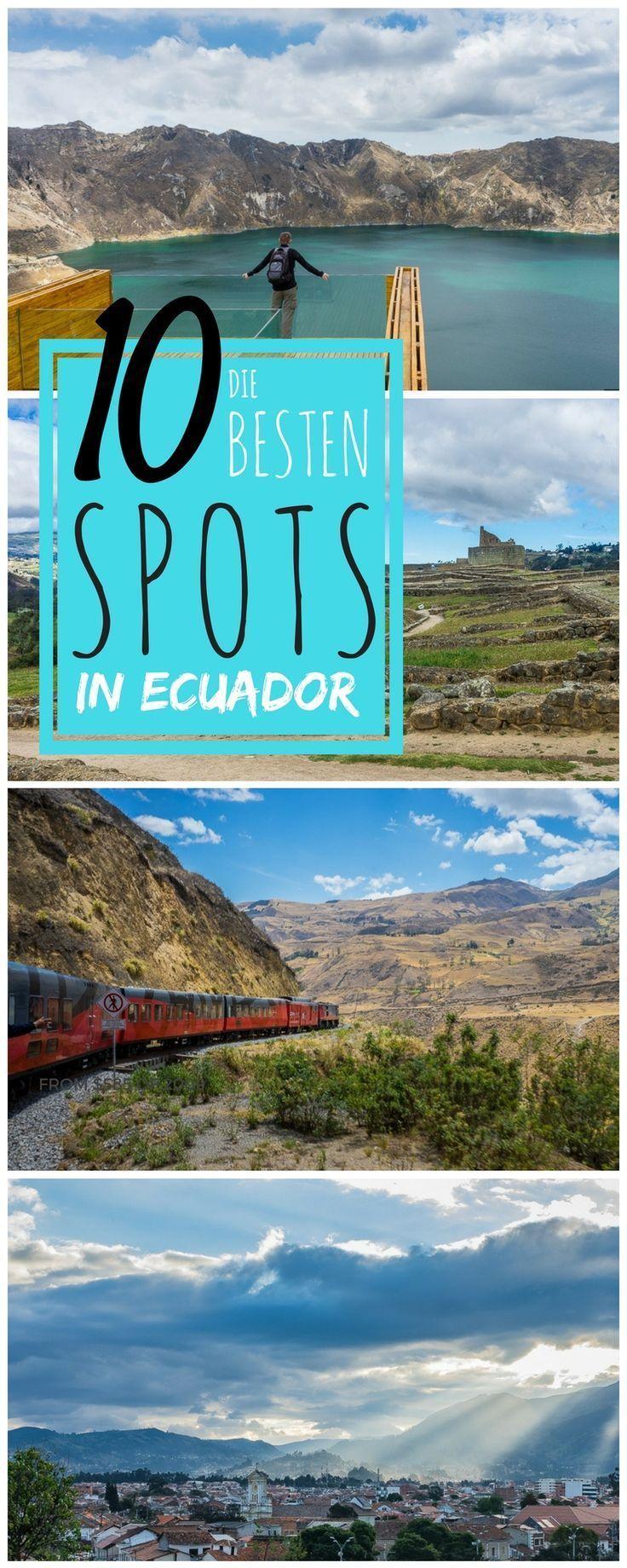 Die 10 Besten Sehenswurdigkeiten In Ecuador Anden Ecuador Reise Ecuador Sudamerika Reise