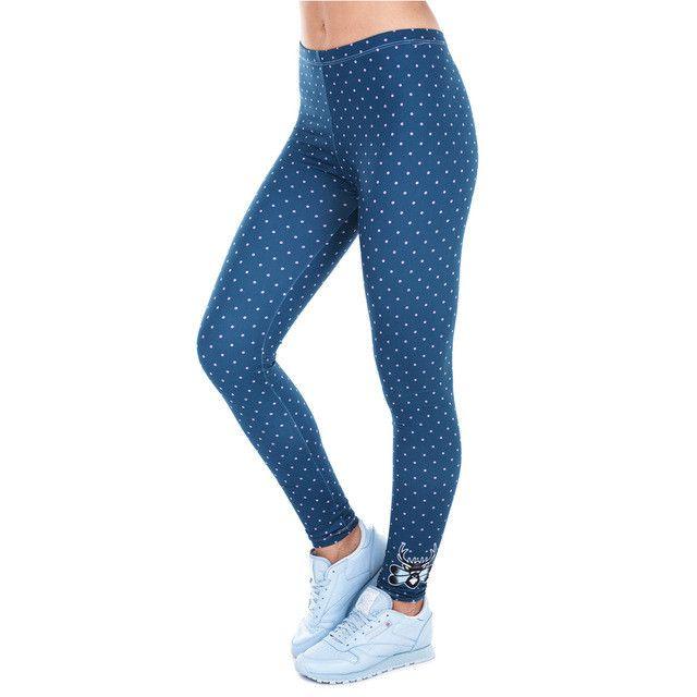 17 Best ideas about Blue Leggings on Pinterest | Blue gym leggings ...