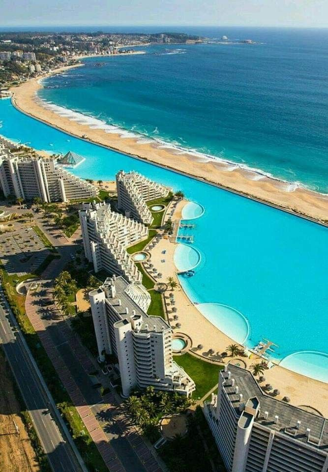 San Alfonso Del Mar Updated 2019 Prices Condominium >> San Alfonso Del Mar Algarrobo Spain In 2019 Best Honeymoon