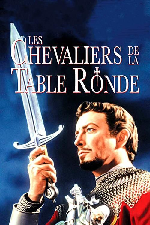 Knights of the Round Table    les chevaliers de la table ronde     Support: BluRay 720    Directeurs: Richard Thorpe    Année: 1953 - Genre: Romance / Action / Aventure / Fantastique / Drame - Durée: 115 m.    Pays: United States of America - Langues: Français    Acteurs: Robert Taylor, Ava Gardner, Mel Ferrer, Anne Crawford, Stanley Baker, Felix Aylmer, Maureen Swanson, Gabriel Woolf, Anthony Forwood, Robert Urquhart, Niall MacGinnis, Ann Hanslip, Jill Clifford, Stephen Vercoe, Alan Tilvern