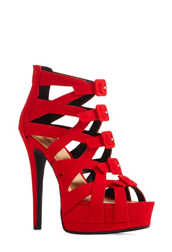 Timelessly sexy and seductive, take on the cage rage this season with Tyana. l JustFab
