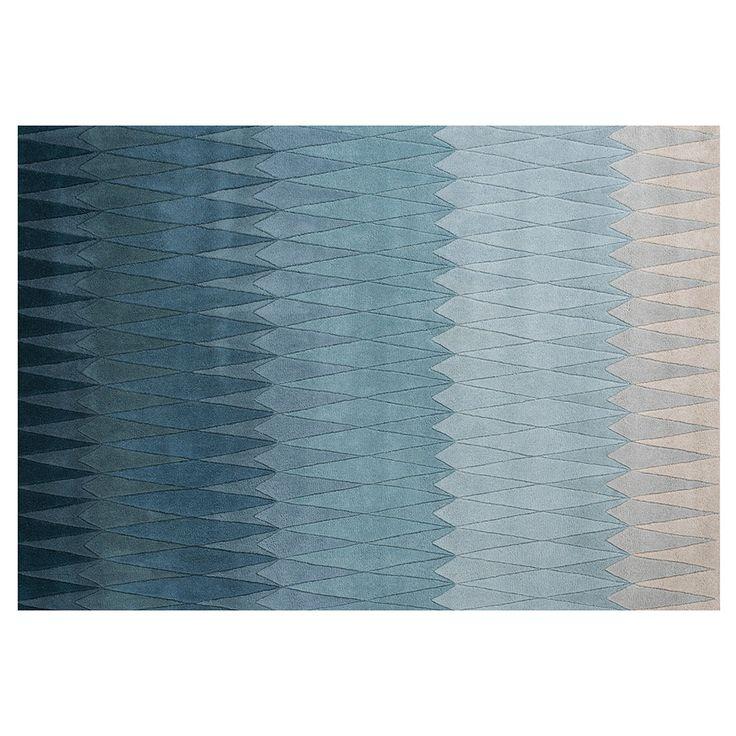 Acacia Matta 200x300cm, Blue - Linie Design - Linie Design - RoyalDesign.se