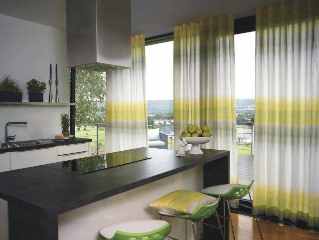 Modern Kitchen Curtain Ideas 2016