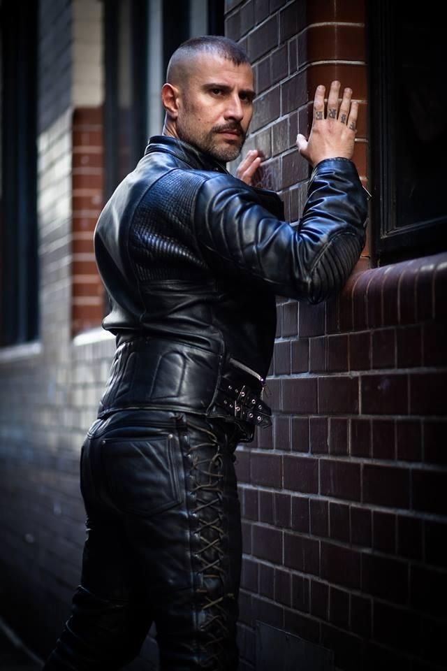 indy gay leather