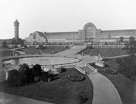 So Transparent: London's iconic Crystal Palace reloaded