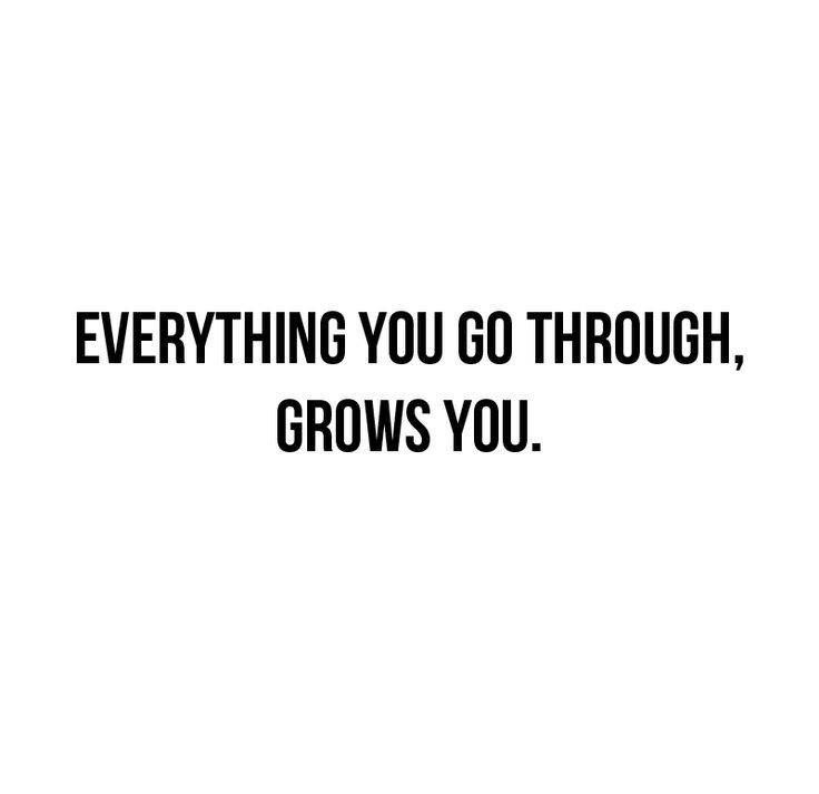 Take that bad experience and let it make you stronger.