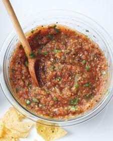 Clásico asado Salsa