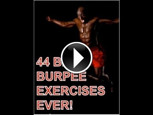 Ran out of ideas. Try 44 Best Burpee Exercises Ever!