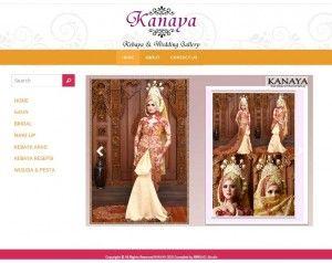 Company Profile Website |  KANAYA Kebaya Jasa Pembuatan Website RIRISACI Surabaya   Telp: 031 8477461 HP. 085748226395 dan 085100552565 Email: admin@ririsaci.com  CV. RIRISACI MEDIA Solusi Bisnis Anda Menuju Online