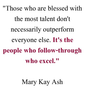 Mary Kay Ash:: a dynamic leader in the industry!