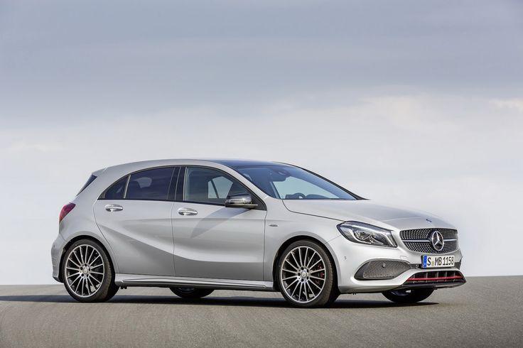 Mercedes Classe-A250-AMG-2016