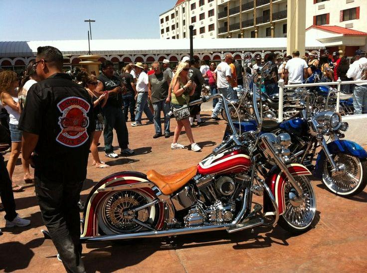 Gabe S Deluxe Revolucion Magazine Motorcycles Bike
