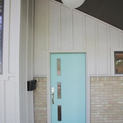 ... Modern in White Rock - modern - entry - austin - Crestview Doors