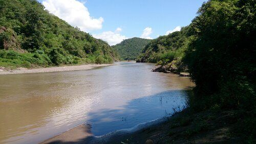 Rio Coco Totogalpa Madriz Nicaragua