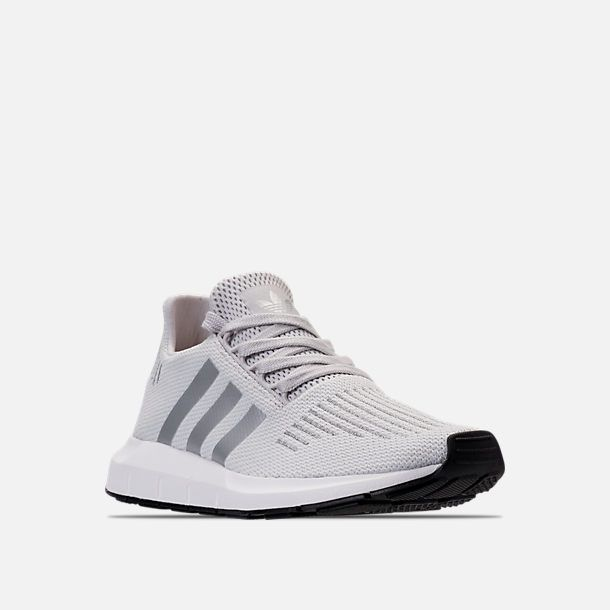 Three Quarter View Of Women S Adidas Swift Run Casual Shoes In Adidas Women Hype Shoes Shoes