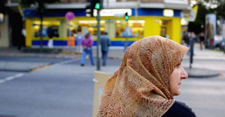 950 attacks on Muslims recorded in Germany last year