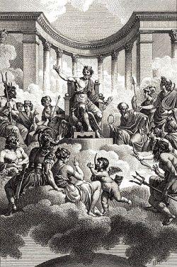 """Los Dioses del Olimpo en GreciaHoy nos liaremos un poco hablando de mitología griega, un tema bastante complejo y que podemos encontrar en muchos casos con ciertos errores cuando quienes escriben estas historias no lo hacen basándose en las fuentes reales. Para ello vamos a citar la famosa obra de Hesíodo """"Teogonía"""" y en ella nos apoyaremos para tratar de desentrañar la historia de los dioses.No hablar de cada uno de ellos, sino de la descendencia de los mismos para así formar un """"árbol…"""