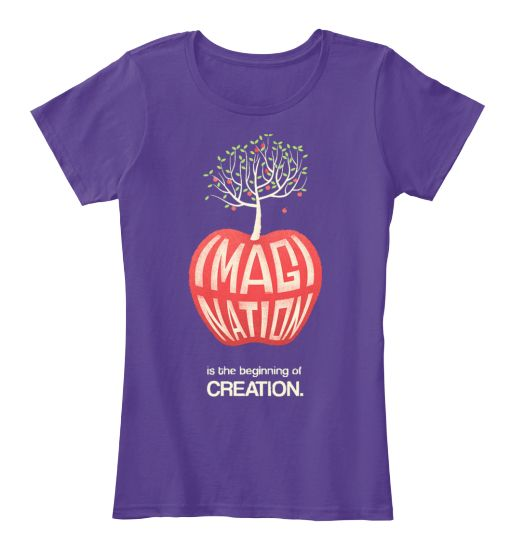 [Tee - 19.99]  We also designed for you Long Sleeve Tees  #IMAGINATION is the beggining of #CREATION! #fashion #design #clothing #style #trend #trendy #glamour #inspirational #quote #tshirt #tee #fashionista #stylish
