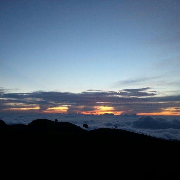 Mt. Prau -Dieng, Indonesia