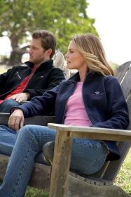 Promotional Products Ideas That Work: Ladies' bonded jacquard fleece jacket. Get yours at www.luscangroup.com
