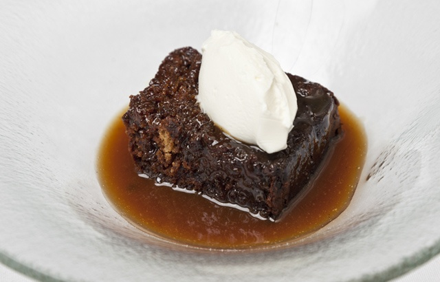 Sticky Toffee Pudding. This is happening this week.