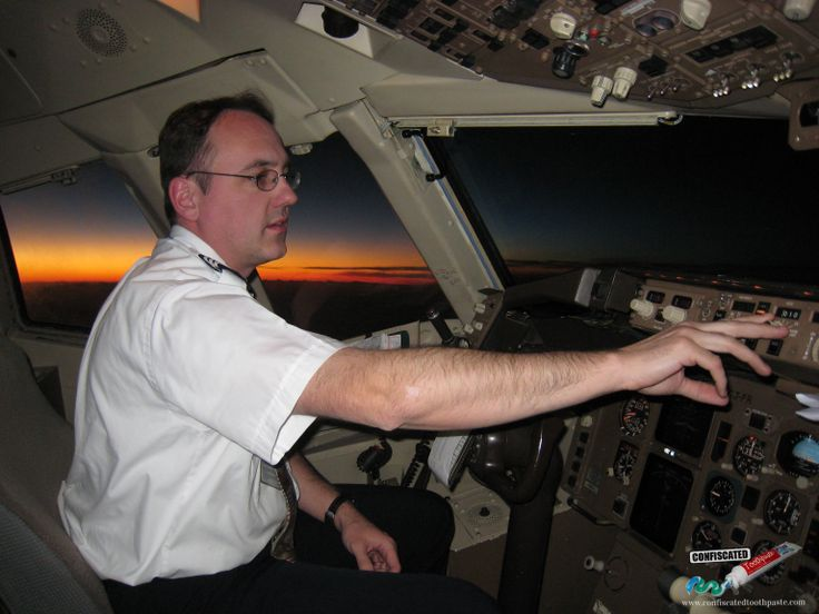 Trips to the cockpit. 13 Travel Items That Are Now Extinct http://www.confiscatedtoothpaste.com/travel-items-that-are-now-extinct/