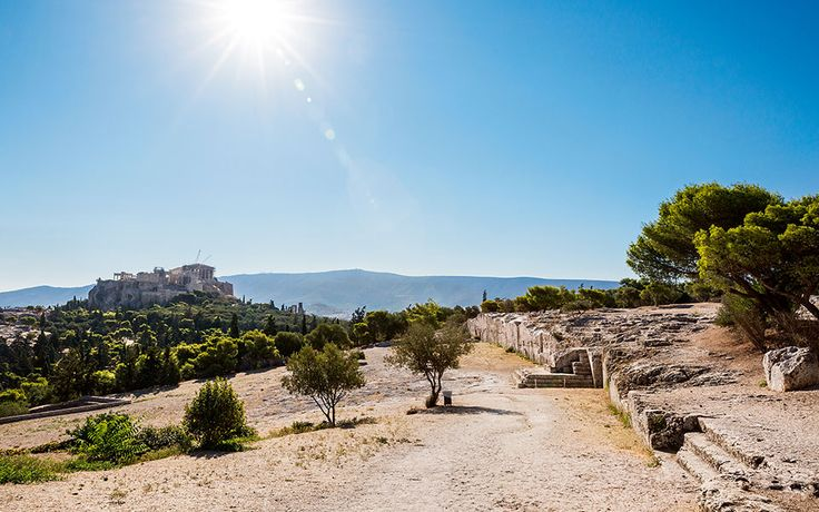 In Pictures: The Traces of Ancient Athenian Democracy