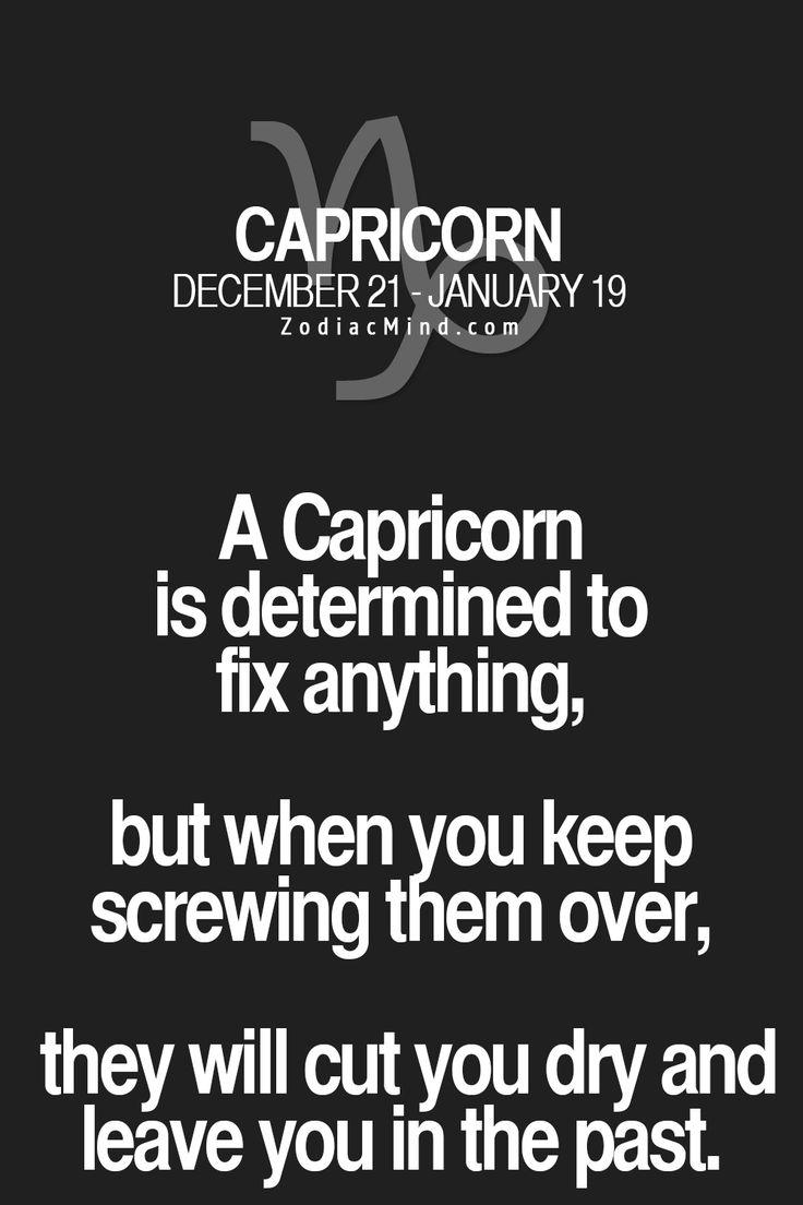 Capricorn | Zodiac Mind