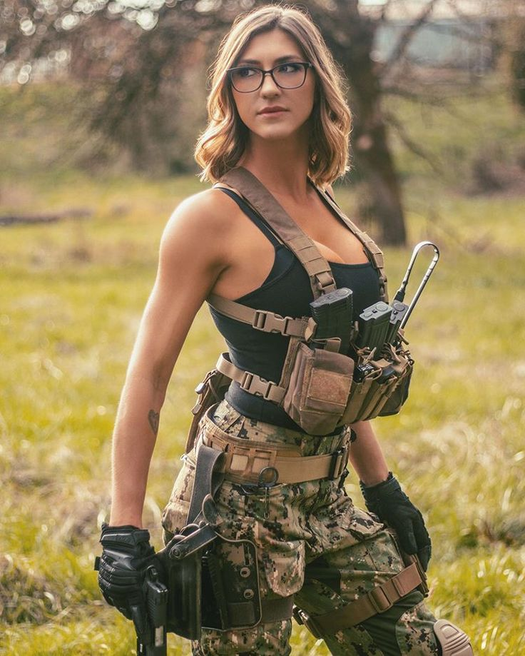 Your Daily Dose Of Great Beards & Guns ️from www