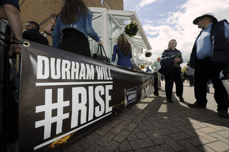 Durham will #Rise  Credit 'End of Light Photography'