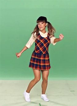 "Ariana Grande is on the ""HairSpray Musical"" .  I'm so excited! And  you?"