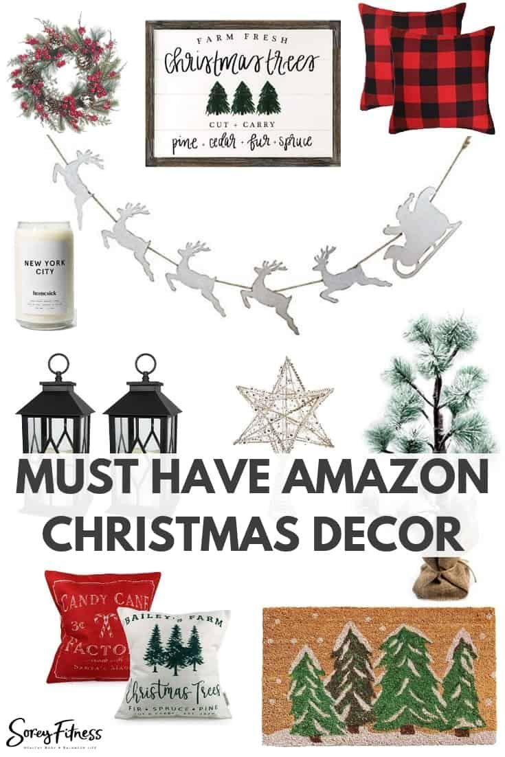 22 Must Have Christmas Decorations On Amazon You Ll Love Amazon Christmas Decorations Christmas Decorations Personalized Christmas Gifts