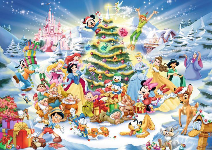 Disneys Weihnachten (Ravensburger Puzzle)