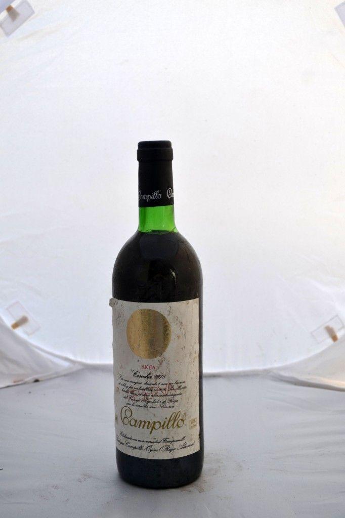 Bodega: Bodegas Campillo D.O./Zona: D.O.Ca Rioja País: España Tipo de vino: Tinto