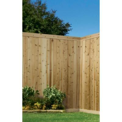 Wood Fence Panels Home Depot