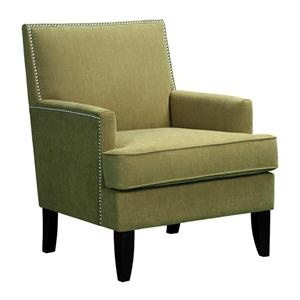 Nebraska Furniture Mart Jla Home Accent Chair In Jukebox Green River Accent Chairs Pinterest