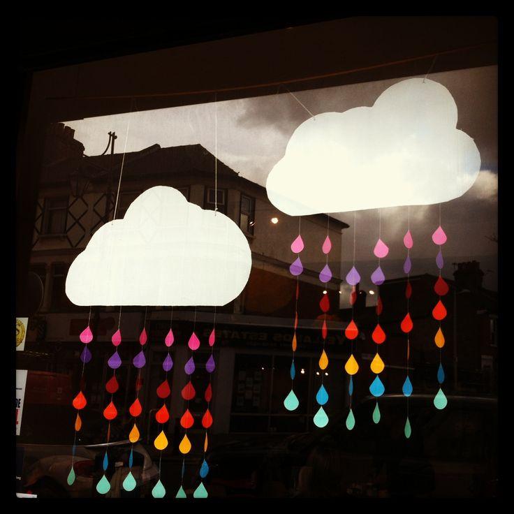 rain window display - Поиск в Google