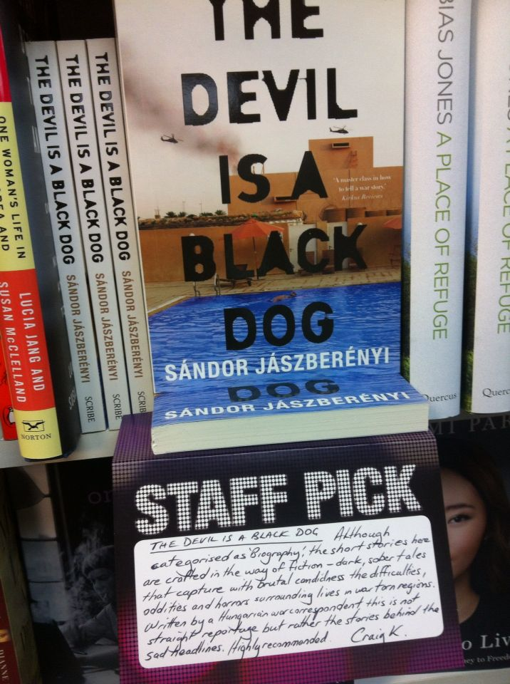 Dark, sober tales that capture with brutal candidness the difficulties, oddities and horrors of living in war torn regions. #abbeysbookshop #memoir #131york